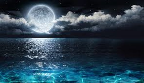 la preghiera della luna